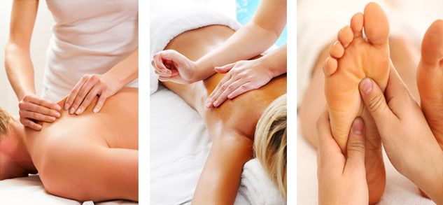 Image result for massage therapy